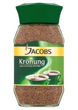 Кофе растворимый Jacobs Kronung, 200 г