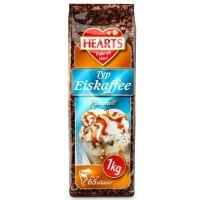 Капучино со вкусом соленой карамели Hearts Cappucino Eiskaffee, 1 кг