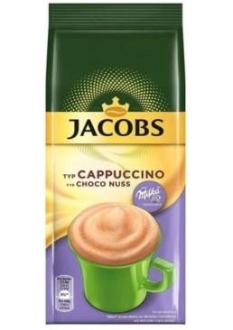 Капучино Jacobs Typ Cappuccino с шоколадно-ореховым вкусом, 500 г