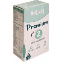Смесь сухая молочная для последующего кормления Беллакт Премиум 2 для детей грудного возраста, 400 г