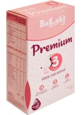 Напиток сухой молочный Беллакт Премиум 3 обогащенный для детей раннего возраста, 400 г