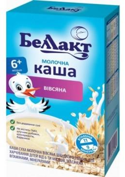 Каша сухая молочная Беллакт овсяная с 6 месяцев, 200 г