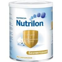 Сухая смесь Nutrilon Безлактозный, 400 г
