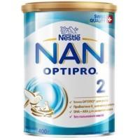 Молочная смесь Nestle NAN 2 c 6 месяцев, 400 г