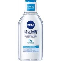 Мицеллярная вода Nivea MicellAIR для нормальной и комбинированной кожи 400 мл