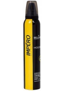Мусс для придания объема экстрасильной фиксации Bellmar Impero Professional Volume Styling Mousse, 200 мл