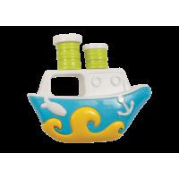 Игрушка брязкальце Курносики Кораблик, 1 шт