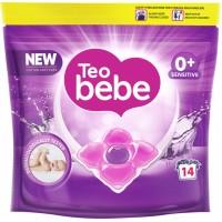 Капсулы для стирки Teo bebe Cotton Soft caps Sensitive, 14 шт