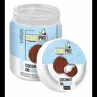 Кокосовое масло для волос и тела NaturPro Coconut Oil, 400 мл
